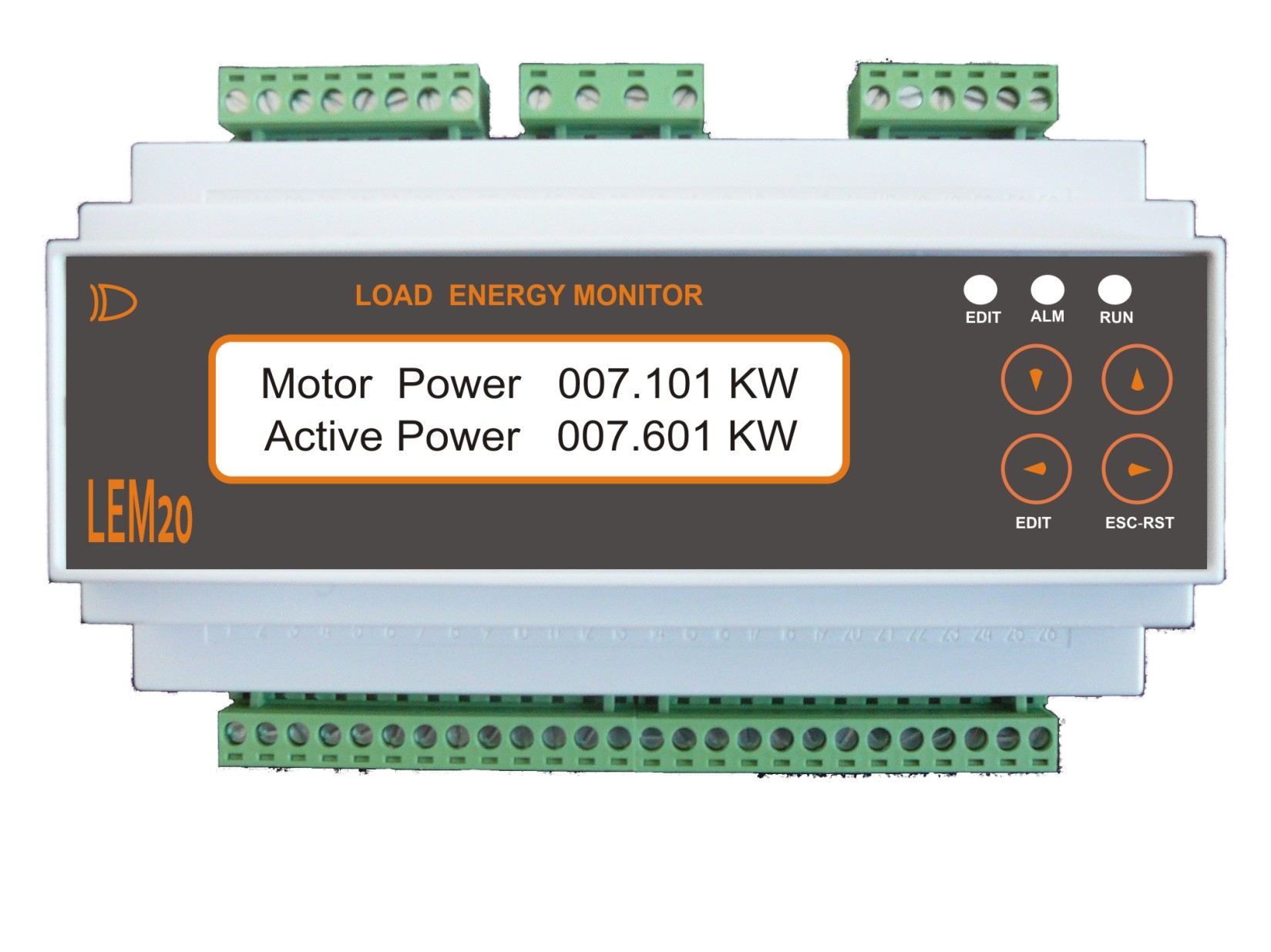 Synctek Pty Ltd Over Under Voltage Monitor Electronic Load Monitors Are Used Extensively As Current Relays And
